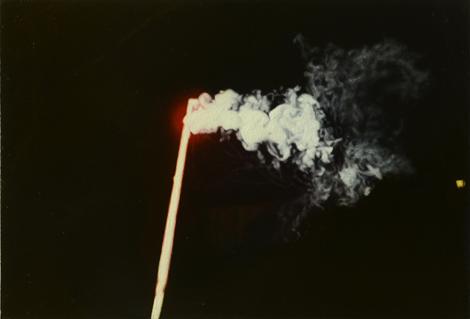 Pyro | 2014 | Öl auf MDF | 15 x 22,2 cm